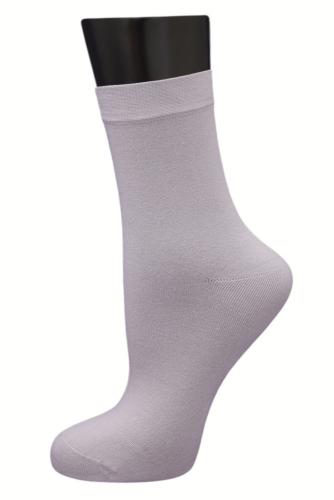 #24902 Женские носки Светло-серый