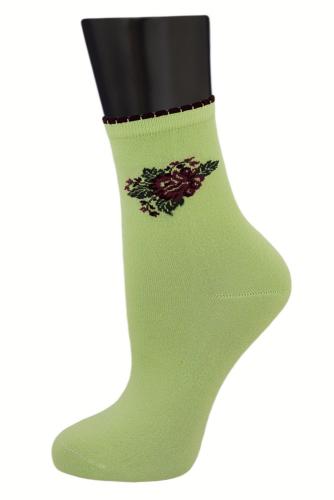 #24850 Женские носки Салатовый