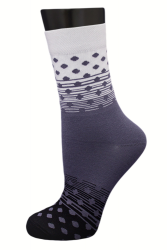 #25011 Женские носки Черный