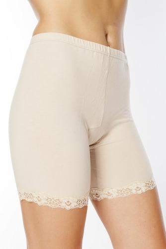 #21039 Панталоны Бежевый