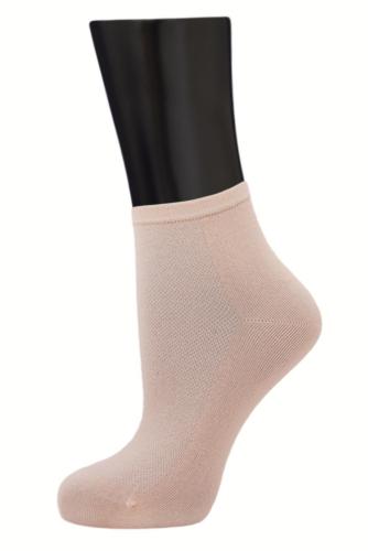 #24770 Женские носки Персиковый
