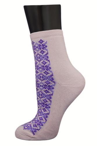 #24994 Женские носки Розовый