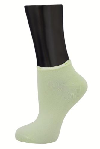 #24712 Женские носки Салатовый