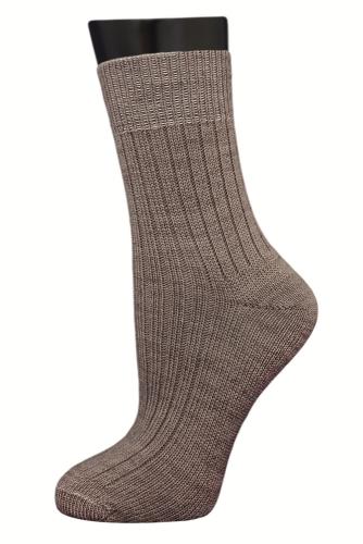 #25004 Женские носки Бежевый