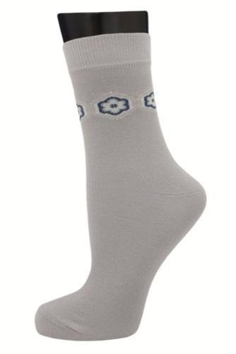 #24759 Женские носки Серый