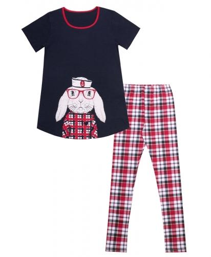 [491381]Комплект домашний для девочки ДКР056804н