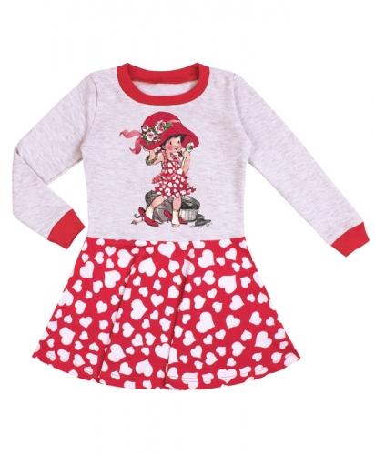 [492620]Платье для девочки ДПД102070