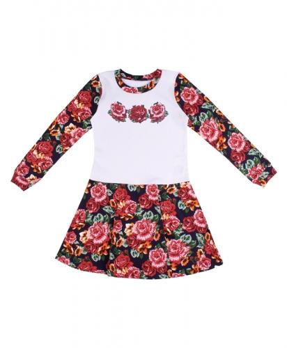 [484715]Платье для девочки ДПД102067н