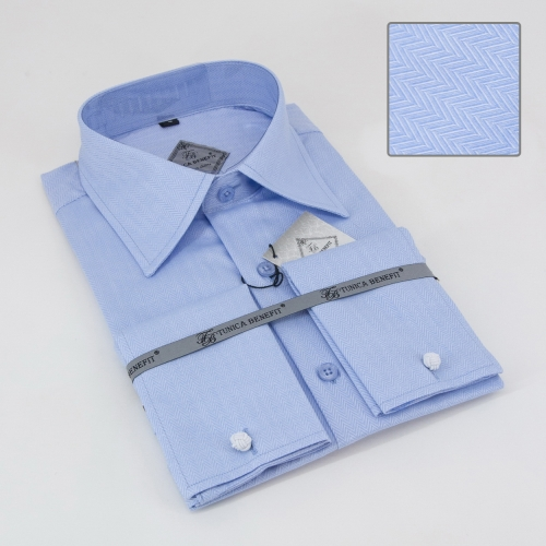 Мужская рубашка 230-3-mz11n-14mbu