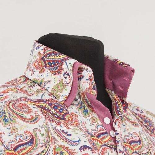 Мужская рубашка 219-7-m22s-psivy