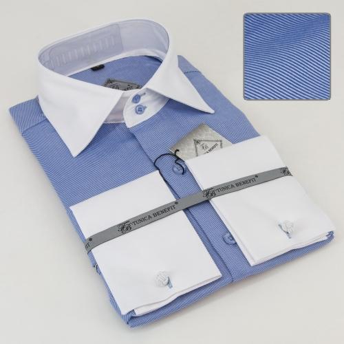 Мужская рубашка 210-5-mz12s-02mbu