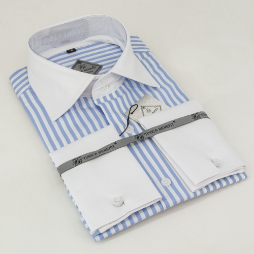 Мужская рубашка 210-7-mz12s-49lbust