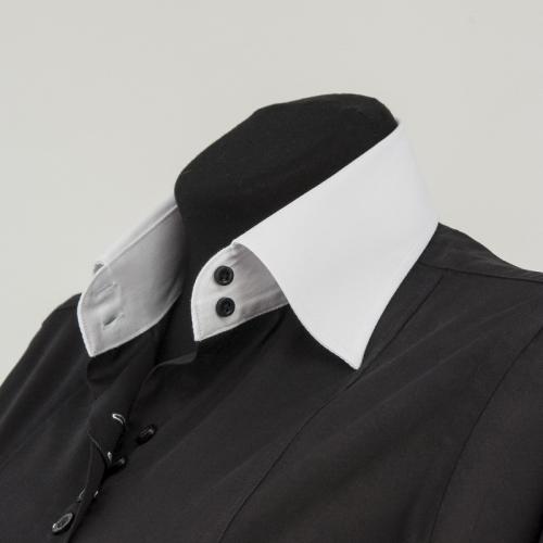 Женская блузка  306-1-wz12-sblk