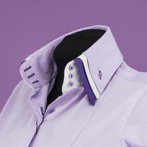 Женская блузка 301-2-w33s-pur1