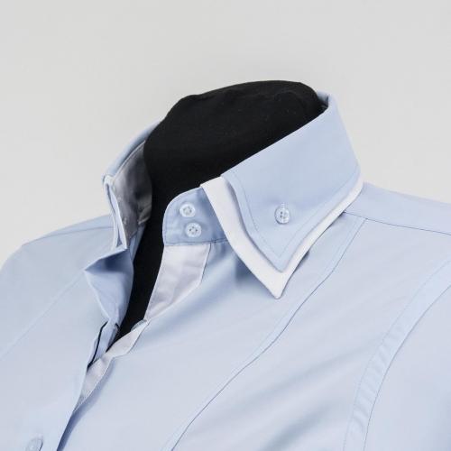 Женская блузка 310-2-wz22s-tlbu