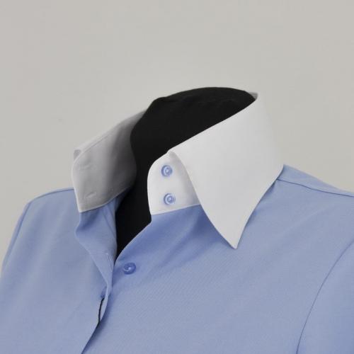 Женская блузка 306-3-wz12s-ombu
