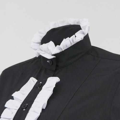 Женская блузка 314-3-wj11s-tblkw