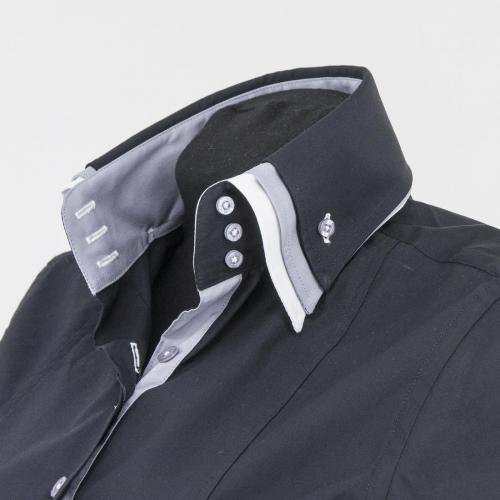 Женская блузка 302-6-w33s-1blk