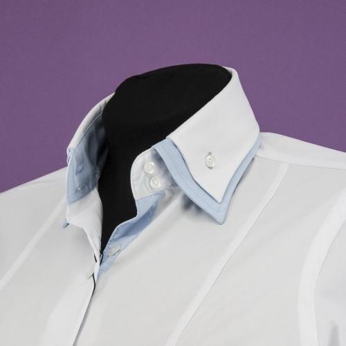 Женская блузка 310-1-wz22s-twht
