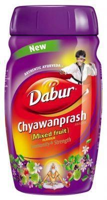 Чаванпраш Фруктовый микс Chyawanprash Mixed Fruit Dabur 500 г
