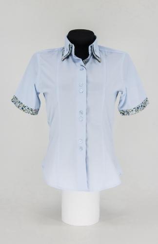 Женская блузка 312-2-ws22f-tlbu