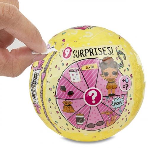 Снижение цены! 17,5 eur  LOL Surprise Confetti 2 волна НОВИНКА