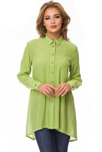 Блуза #78122Лайм
