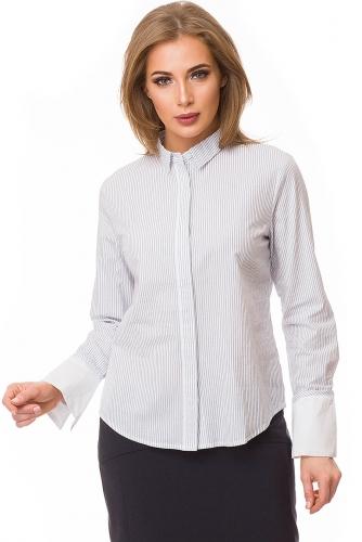 Рубашка #79970Белый
