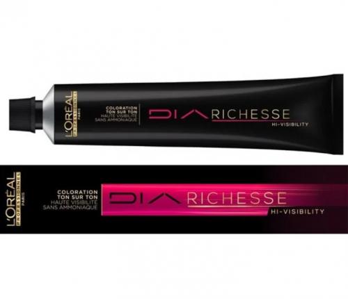 Краска для волос без аммиака L'Oreal Professionnel Dia Richesse  Тон выбираем!!!