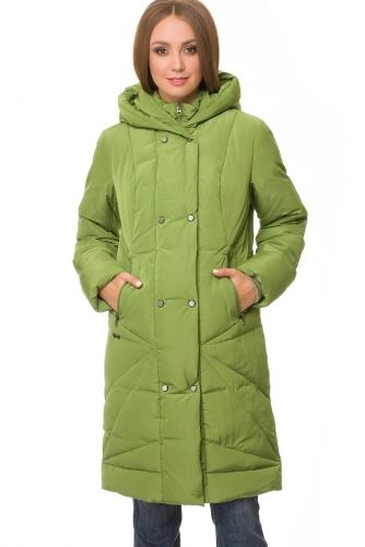 Утепленное пальто #67229