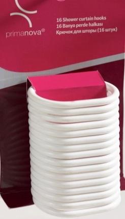 Кольца пластиковые для штор