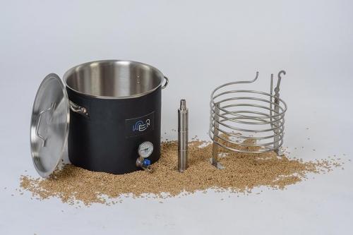 Сусловарочный котел (пивоварня) 50 литров