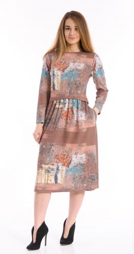 Платье Арт. 6128/844 Maxexpromt