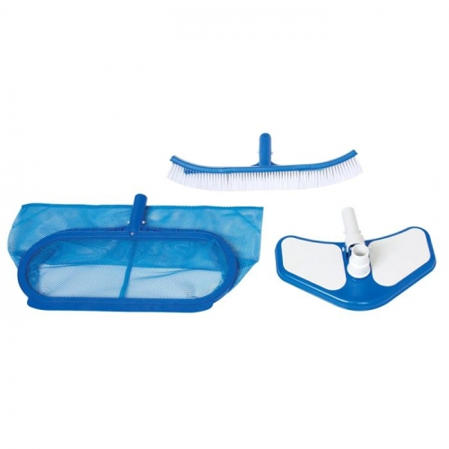 Набор для чистки бассейна Deluxe, 3 насадки 29057 INTEX