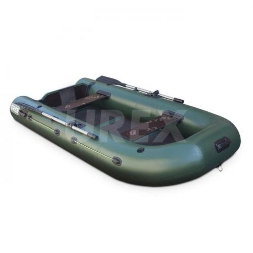 Лодка надувная моторная