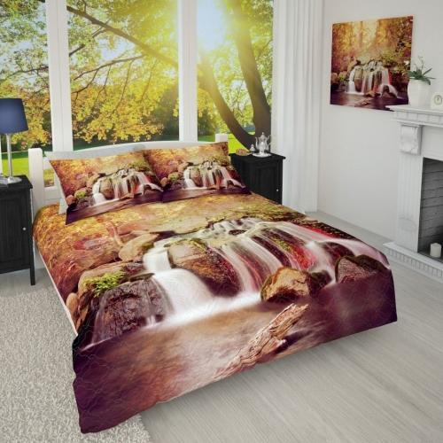 Фотопокрывало Тропический водопад
