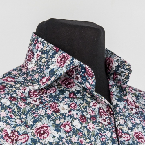 Мужская рубашка 225-11-m12n-flbrz