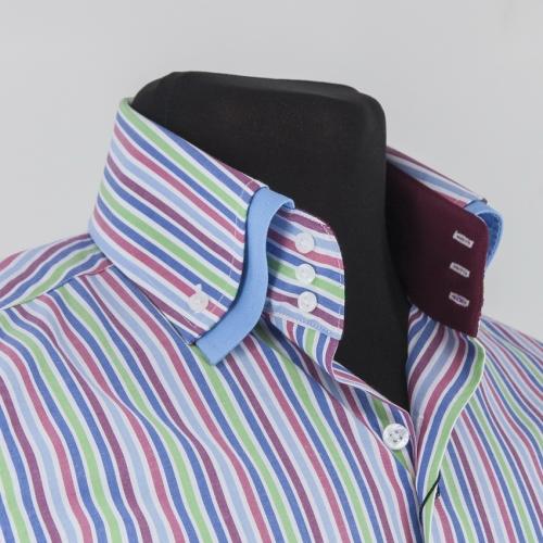 Мужская рубашка 232-9-m23s-stlbu