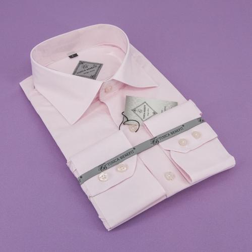 Мужская рубашка 229-21-m11n-plpk