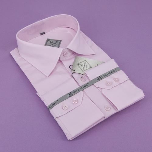 Мужская рубашка 229-20-m11n-plpur