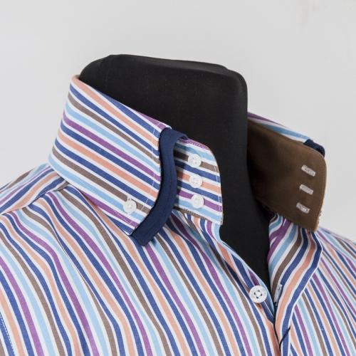 Мужская рубашка 232-7-m23s-stdbu