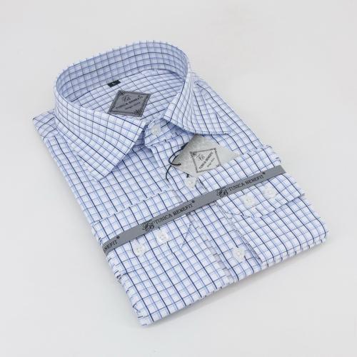 Мужская рубашка 400-1-m11n-sclbu