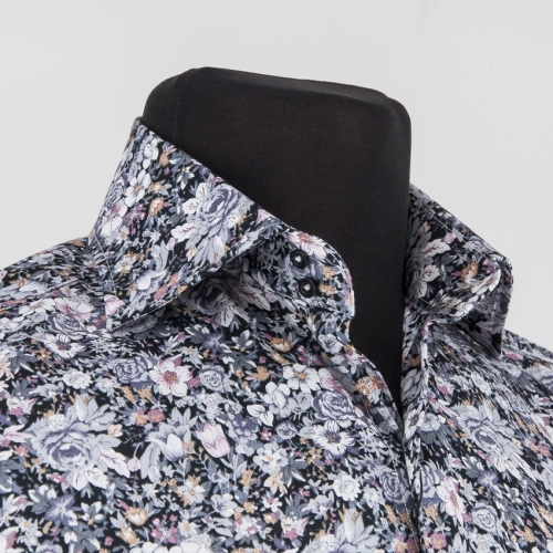 Мужская рубашка 225-8-m12n-flgry