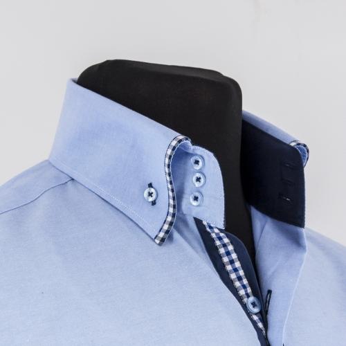 Мужская рубашка 213-9-m13s-flbu