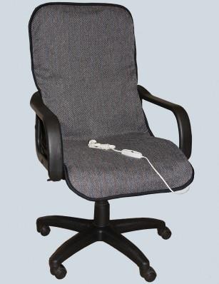 Обогреватель-чехол на офисное кресло