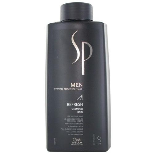 Wella SP Just Men Шампунь освежающий Refresh 1000мл