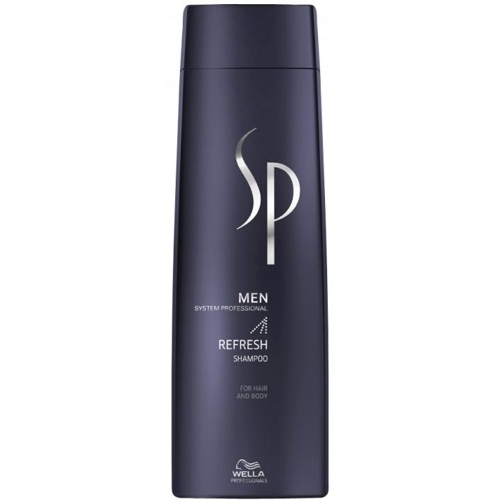 Wella SP Just Men Шампунь освежающий Refresh 250мл
