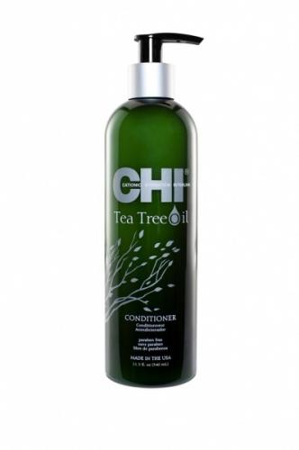 CHI TEA TREE OIL CONDITIONER Кондиционер с маслом чайного дерева, 340 мл.