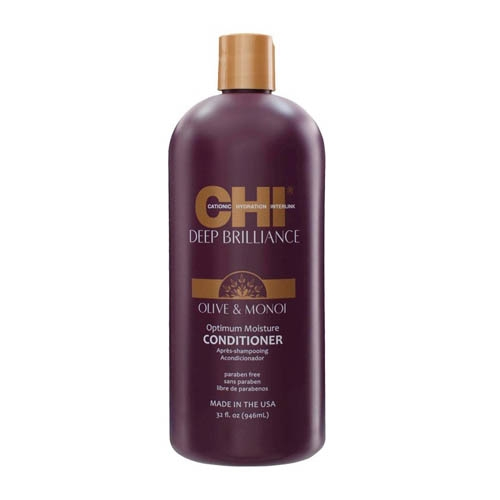 CHI DEEP BRILLIANCE O & M OPTIMUM MOISTURE CONDITIONER Увлажняющий Кондиционер 946 мл.