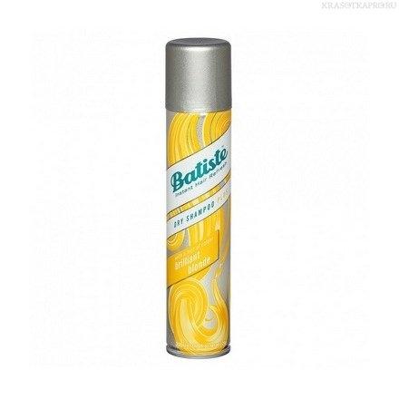 BATISTE Сухой шампунь  для светлых или окрашенных в оттенки блонд волос BRILLIANT BLONDE 200мл